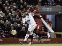 Swansea captain Ashley Williams takes positives from Liverpool defeat