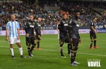 Málaga CF - Granada CF, puntuaciones del Granada CF, jornada 13
