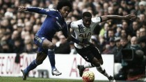"""Pochettino disappointed with Chelsea draw, but insists Spurs """"should be happy"""""""