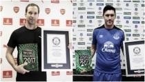Cech, Barry y el ¡Leicester City! aparecen en la nueva edición de los Record Guinness