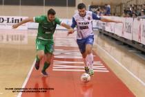 D-Link Zaragoza salva un punto ante el colista en los últimos minutos