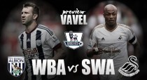 West Bromwich Albion vs Swansea City Preview: Swans look for third successive league win