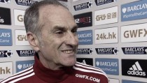 Francesco Guidolin upbeat despite Swansea dropping more points