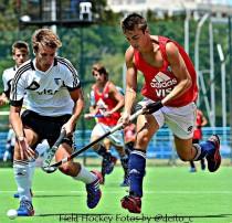Panamericano de hockey masculino Sub-21.