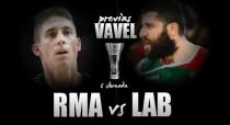 Real Madrid - Laboral Kutxa: Bourousis regresa al Palacio en estado de gracia