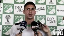 """Juan S. Quintero: """"Tenemos el propósito de ser campeones"""""""