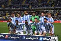 Málaga CF - Getafe: puntuaciones del Málaga CF