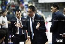 Pedro Martínez, veteranía en el banquillo del Valencia Basket
