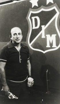 Murió René Seghini, bicampeón poderoso