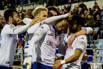 Córdoba - Real Zaragoza: puntuaciones Zaragoza, jornada 25 de la Liga Adelante