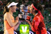 Martina Hingis And Sania Mirza Named VAVEL USA's Doubles Team Of The Month For January