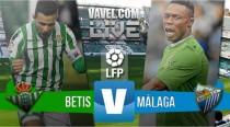 Final: Real Betis 0 - 1 Málaga CF: El Málaga se lleva el derbi andaluz y sueña con Europa