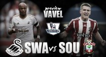 Swansea City vs Southampton Preview: Swans looking to thwart flying Saints