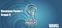 Copa Águila 2016: Grupo C – Fecha 1
