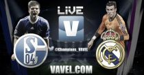 Live Champions League : le match Schalke 04 vs Real Madrid en direct