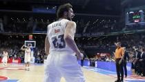 Sergio Llull, MVP de la Jornada 20 en la Liga Endesa