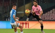 Palermo: sconfitta indolore con ilNapoli, ora l'Empoli