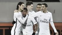 PSG não temgrande atuação, masderrota Lorient e segue na vice-liderança da Ligue 1