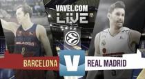 El Barcelona se lleva el Clásico de Euroliga ante el Real Madrid