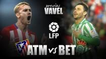 Atlético de Madrid - Real Betis: las estadísticas están para romperlas
