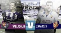 Un eficaz Zaragoza se lleva una valiosa victoria de Valladolid