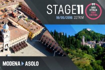 Resultado etapa11 delGiro de Italia2016: segunda de Ulissi