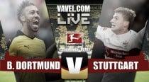 Resultado Borussia Dortmund vs Stuttgart en la Bundesliga 2015: las abejas golean y sonríen (4-1)