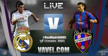 Real Madrid vs Levante en vivo online