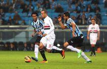 Resultado de Grêmio x São Paulo no Campeonato Brasileiro 2016 (1-0)