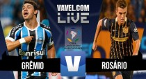 Resultado Grêmio x Rosário Central ao vivo online na Copa Libertadores da América (0-1)