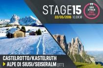 Resultado etapa 15 delGiro de Italia 2016 : Kruijswijk asusta en el día de Foliforov