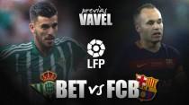Real Betis - FC Barcelona: héroe o villano