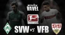 SV Werder Bremen v VFB Stuttgart Preview: The fear of relegation looms for former giants of German football