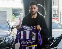 """Nikos Karampelas: """"Llego para ayudar y ascender a Primera"""""""