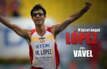 """Entrevista. Miguel Ángel López: """"Con la preparación de los 20 kilómetros me bastará para los 50"""""""