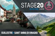 Giro de Italia en vivo hoy: Etapa 20 con Esteban Chaves como líder