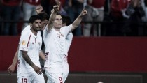 Sevilla (5) 3-1 (3) Shakhtar Donetsk: Holders through to another Europa League final
