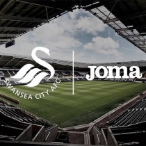 Swansea announce kit deal with Joma