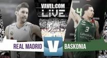 El Madrid se desquita con Baskonia, a pesar del marcador del Barclaycard (93-88)