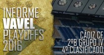 Informe VAVEL 'playoffs' 2016: Cádiz CF