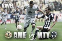 Previa América - Monterrey: una final adelantada