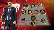 XI español de la temporada