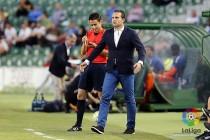 """Rubén Baraja: """"En el último tramo de la temporada hemos perdido solidez"""""""