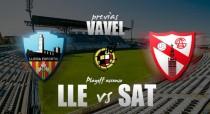 Lleida Esportiu - Sevilla Atlético: la gloria espera