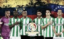Rendimientos de los'verdolagas' en la Copa América Centenario