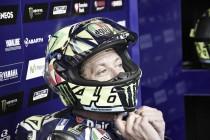 """Valentino Rossi: """"Daremos lo máximo para subir al podio"""""""