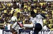 Colombia se fue a Río 2016 venciendo a Honduras en Cartagena