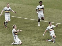EM 2016   Frankreich dreht Spiel, Belgien mit klarem Sieg