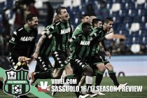 Sassuolo 16/17 Serie A season preview: Sassuolo out to impress again and improve on another impressive season