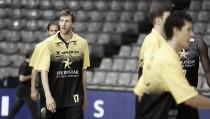 """Fran Vázquez: """"Poco a poco el equipo está mejorando"""""""